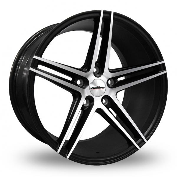 Zoom Calibre CC-S_5x112_Wider_Rear Matt_Black Alloys