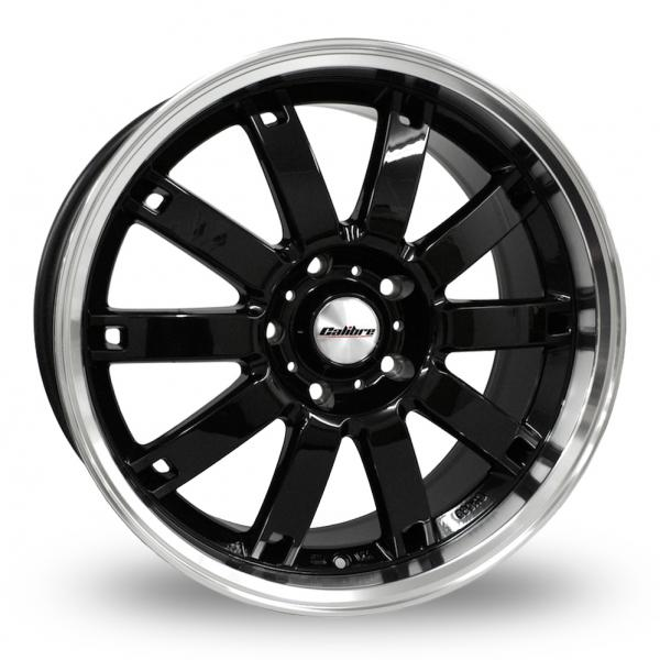 Zoom Calibre Boulevard Black Alloys