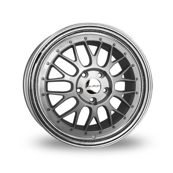 Zoom Dare DR-LM_5x120_Wider_Rear Silver Alloys