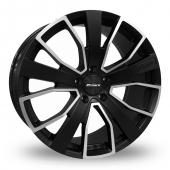 Image for Calibre Kensington Matt_Black Alloy Wheels