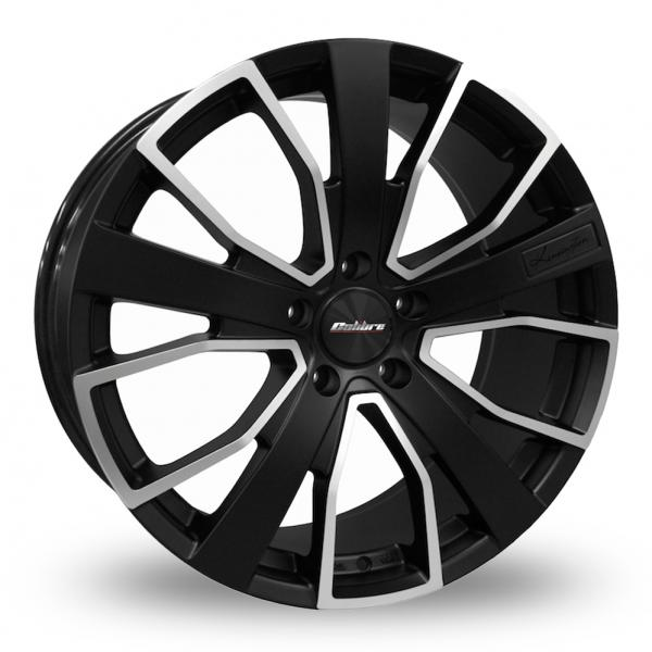 Zoom Calibre Kensington Matt_Black Alloys