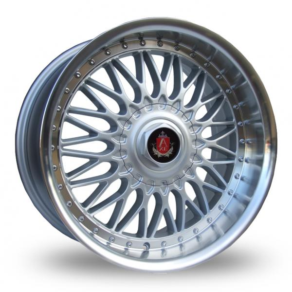 Zoom Axe Ex_10en_5x120_Low_Wider_Rear Silver Alloys