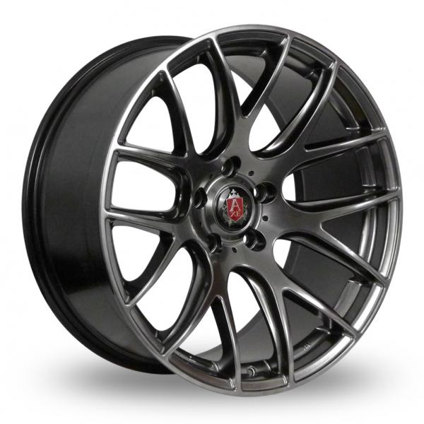 Zoom Axe CS_Lite_5x120_Low_Wider_Rear Hyper_Black Alloys