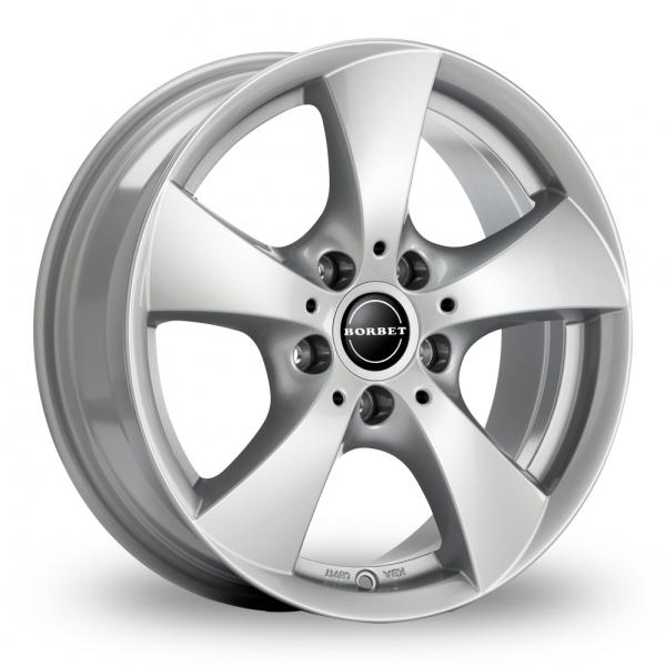 Zoom Borbet TB Silver Alloys