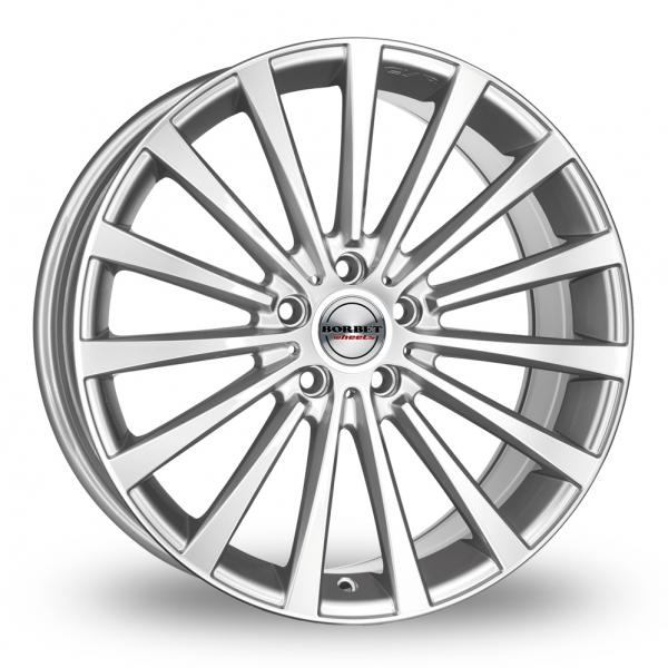 Zoom Borbet BLX_Wider_Rear Silver Alloys