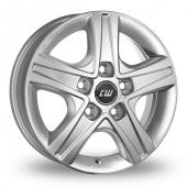 Image for CW_(by_Borbet) CWD Silver Alloy Wheels