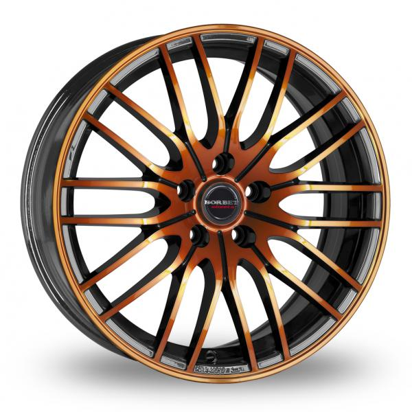 Zoom CW_(by_Borbet) CW4 Black_Orange Alloys