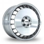 Image for Ronal R50 Polished Alloy Wheels