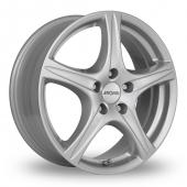 Image for Ronal R56 Silver Alloy Wheels