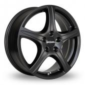 Image for Ronal R56 Matt_Black Alloy Wheels