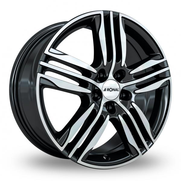 Zoom Ronal R57 Black_Polished Alloys
