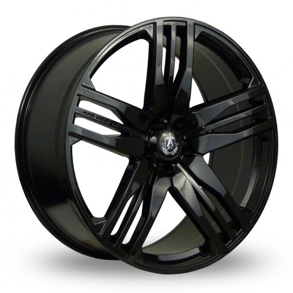 Zoom Axe EX22 Black Alloys