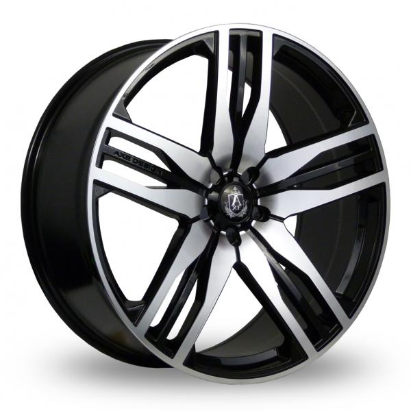 Zoom Axe EX22 Black_Polished Alloys