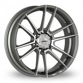 Image for Calibre Nevada Gun_Metal_Polished Alloy Wheels