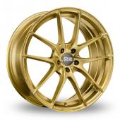 Image for OZ_Racing Leggera_HLT Gold Alloy Wheels