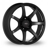 Image for Calibre Sahara Matt_Black Alloy Wheels