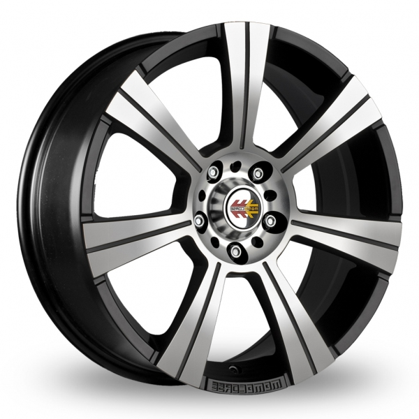 "Picture of 17"" Momo Predator BP Alloy Wheels"