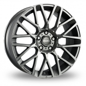 Image for Momo Revenge Anthracite Alloy Wheels