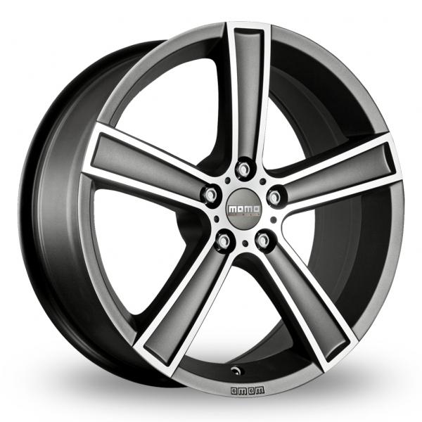 "Picture of 17"" Momo Strike AP Alloy Wheels"