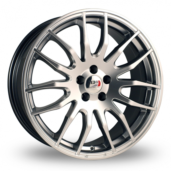 "Picture of 15"" Kei Racing Ebisu HS Alloy Wheels"