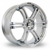 Image for Konig Tuner_2 Chrome Alloy Wheels