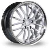 Image for RS JK5 Hyper_Silver Alloy Wheels