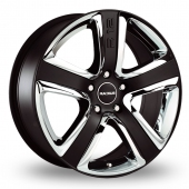 Image for Radius R12_Sport Black Alloy Wheels