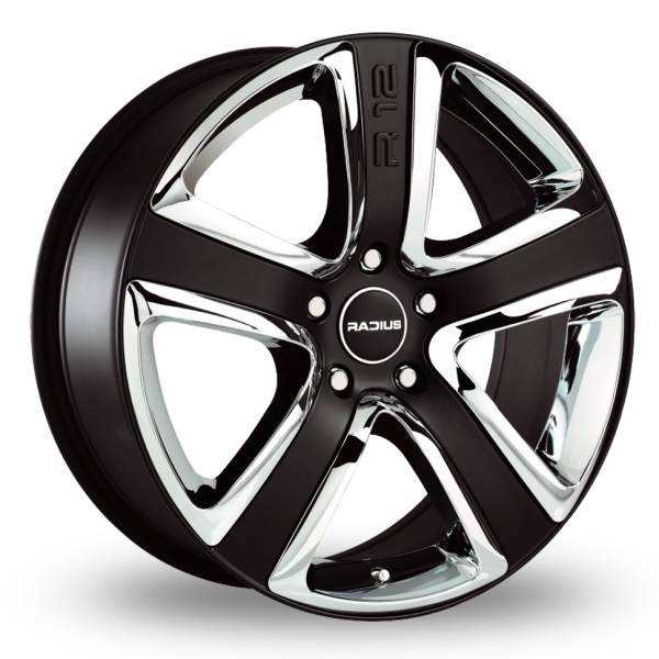 Zoom Radius R12_Sport Black Alloys