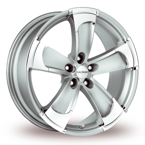 Zoom Radius R14 Silver Alloys