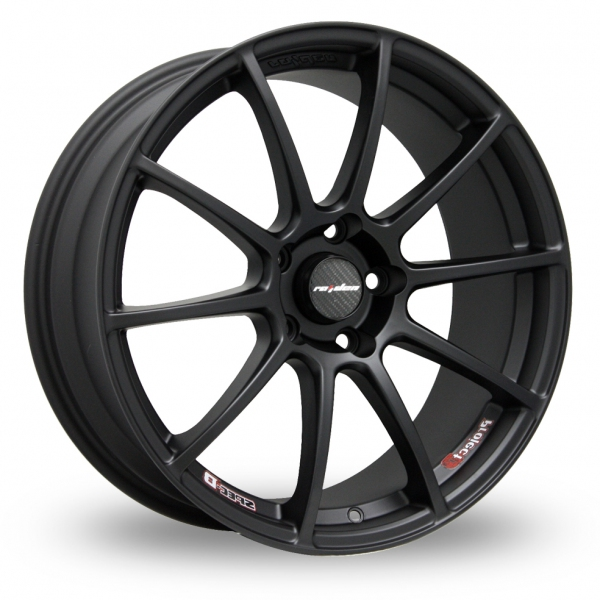 Zoom Samurai Spec_B Black Alloys