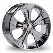 Image for Axe AP31 Chrome Alloy Wheels