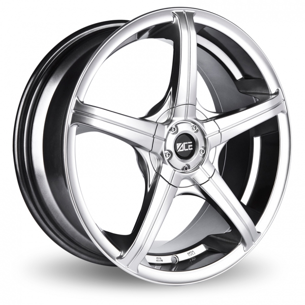 "Picture of 17"" Ace 201 HB Alloy Wheels"