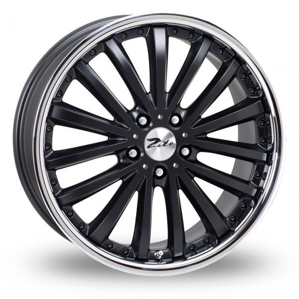 Zoom Zito Orlando Black Alloys