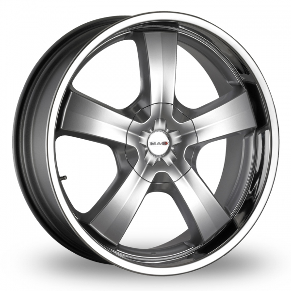 Zoom MAK G-Five Hyper_Silver Alloys