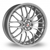 Image for Calibre Motion_2 Silver Alloy Wheels