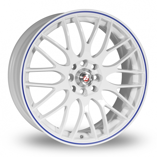 Zoom Calibre Motion_2 White_Blue Alloys