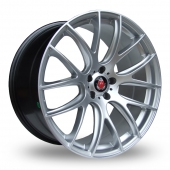 Image for Axe CS_Lite_5x112_Wider_Rear Hyper_Silver Alloy Wheels