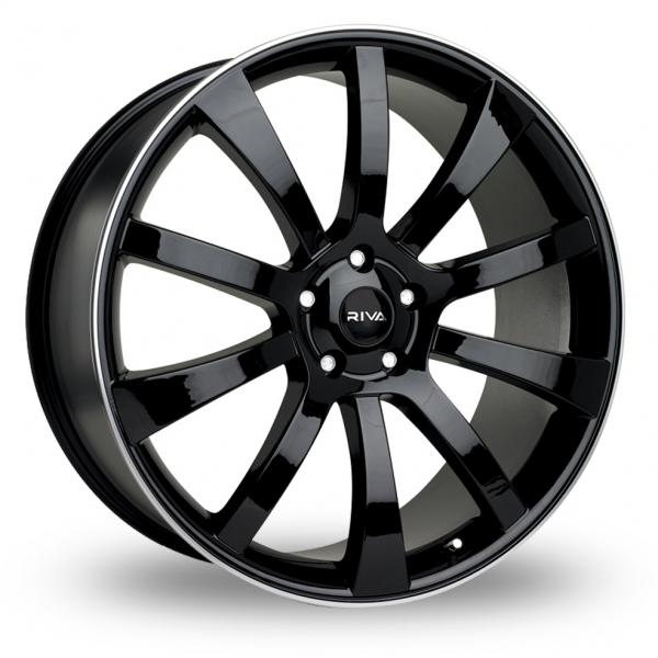 Zoom Riva SUV Black_Polished Alloys
