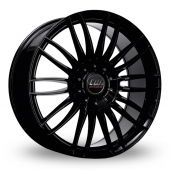 Image for CW_(by_Borbet) CW3 Black Alloy Wheels