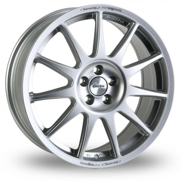 Zoom Speedline Turini Silver Alloys
