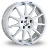 Image for Speedline Turini White Alloy Wheels