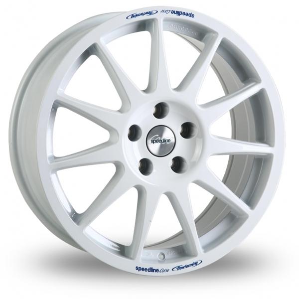 Zoom Speedline Turini White Alloys