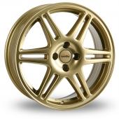 Image for Speedline Chrono Gold Alloy Wheels