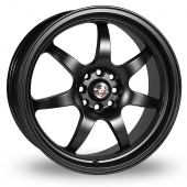 Image for Calibre Pro_7 Black Alloy Wheels