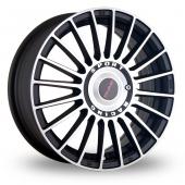 Image for Dare Razor_2 Black_Polished Alloy Wheels