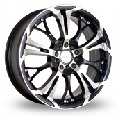 Image for Dare Ghost Black_Polished Alloy Wheels