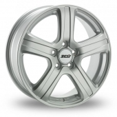 Image for ZCW ZM5 Silver Alloy Wheels