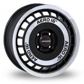 Image for Ronal R50_Aero Black_Polished Alloy Wheels