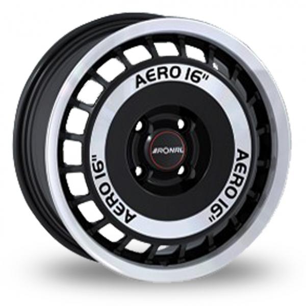 Zoom Ronal R50_Aero Black_Polished Alloys