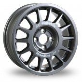Image for Speedline 2118 Anthracite Alloy Wheels